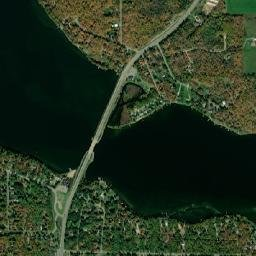 Pokegama Lake MN Fishing Reports Map Hot Spots - Pokegama lake map