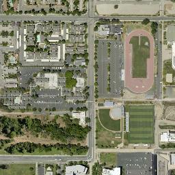 ArcGIS - UCR Campus Map