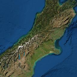 Lord of the Rings Trilogy Filming Locations Map prepared by