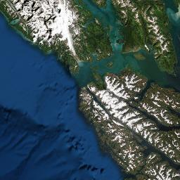 Icy Strait Point Alaska Map.Icy Strait Point Experience An Authentic And Remote Native Village