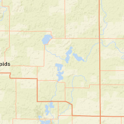 Stanwood Michigan Map.Usgs Site Map For Usgs 04121660 Muskegon River Near Stanwood Mi