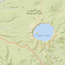 USGS Volcano Hazards Program CVO Crater Lake