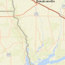 Usgs Site Map For Usgs 02358795 Jackson Blue Spring Nr Marianna Fl