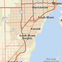 Miami-Dade County Demographics (Munilities) on