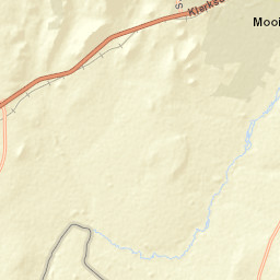 Topographic Maps: South Africa 1:50,000 Scale Topographic