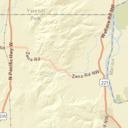 Mid Valley Bike Transportation (Map)