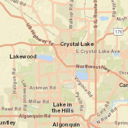 Algonquin Illinois Map.Algonquin Il Report Potholes Graffiti Street Light Out And