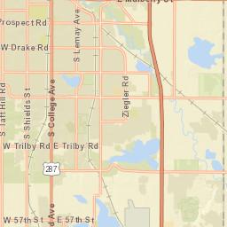 Loveland, CO - Report potholes, graffiti, street light out, and ...