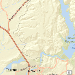 Oroville California Map >> Where Is Oroville City Of Oroville Ca