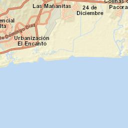 Topographic Maps Panama 1 50 000 Scale Topographic Maps Index 4343