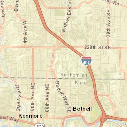Kenmore Wa Zip Code Map.Usps Com Find Locations