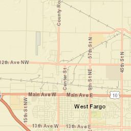 West Fargo Streets | West Fargo, ND on