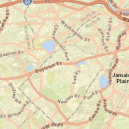 Jamaica Plain Boston Map.Jamaica Plain Boston Ma Report Potholes Graffiti Street Light
