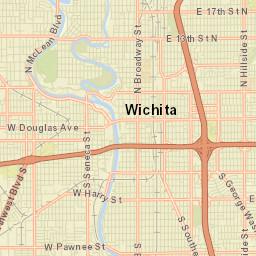 Where We Went To Grade School In Wichita Kansas