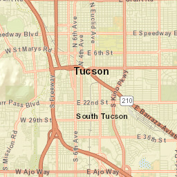 A Comprehensive Food Access Analysis In Tucson Map Az Dashboard
