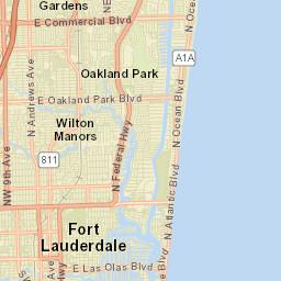Oakland Park Fl Report Potholes Graffiti Street Light Out And