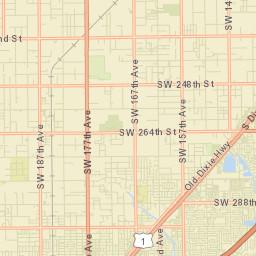 Homestead Florida Map.Homestead Fl Report Potholes Graffiti Street Light Out And