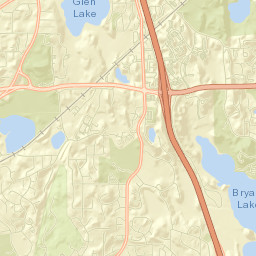 Eden Prairie City Map
