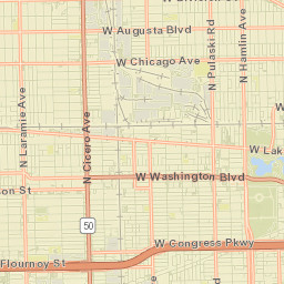 Garfield Park Chicago Map.East Garfield Park Chicago Il Report Potholes Graffiti Street