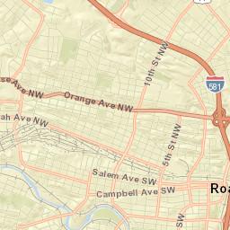 Roanoke's On-Street Parking Map | PARK Roanoke on street map franklin county, street map united states, city map gander way roanoke, street map garden city, street map virginia, street map of salem va,