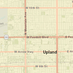 Upland Zip Code Map.Usps Com Find Locations