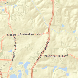 Lithonia Zip Code Map.Usps Com Find Locations
