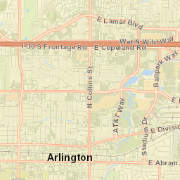 ArcGIS - City of Arlington, TX - Special Event Parking Map on