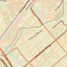 World Traffic Map Delhi