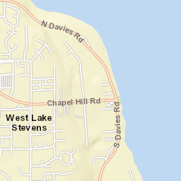 Lake Stevens Washington Map.Snohomish County Wa Official Website
