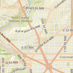 Adams Morgan Dc Map.Adams Morgan Washington Dc Report Potholes Graffiti Street