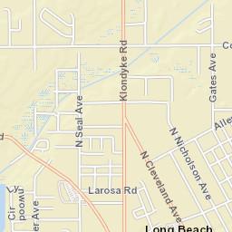 Long Beach Zoning Map Long Beach Zoning Map