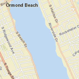 Map Of Ormond Beach Florida.City Of Ormond Beach Fl Official Website