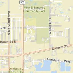 Plant City Florida Map.Recreation Parks Facility Map Plant City Fl Official Website