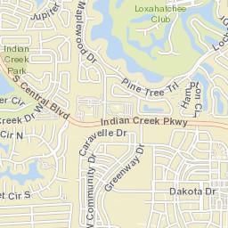 Jupiter Florida Map.Jupiter Fl Official Website