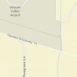 Sequim Zip Code Map.Usps Com Location Details