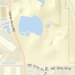 Redmond Zip Code Map.Usps Com Location Details