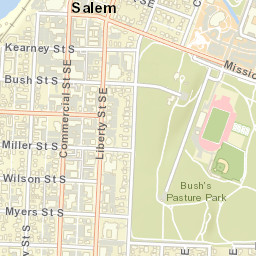 Find Free Parking In Downtown Salem