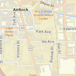 Antioch Il Zip Code Map.Usps Com Location Details