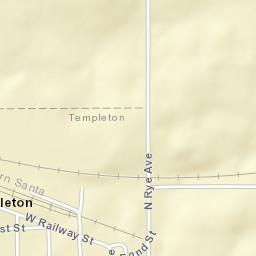 Templeton Iowa Map.Usps Com Location Details
