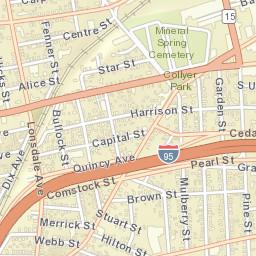 Pawtucket Zip Code Map.Usps Com Location Details