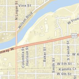 Mishawaka Zip Code Map.Usps Com Location Details
