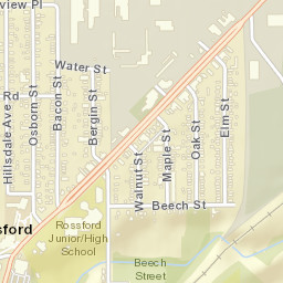 Rossford Ohio Map.Usps Com Location Details