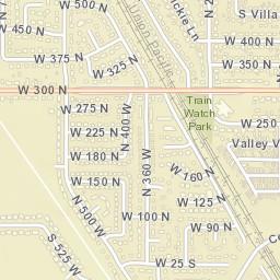Clearfield Utah Zip Code Map.Usps Com Location Details