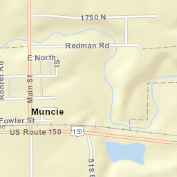 Muncie Zip Code Map.Usps Com Location Details