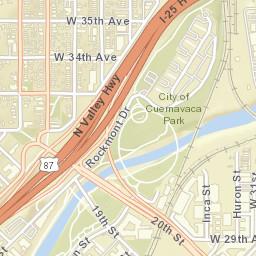 USPS.com® - Location Details on zip codes by map of rowan county nc, zip for denver, zip code map denver metro colorado,