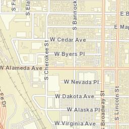 USPS.com® - Location Details on denver zip code map, united states zip code map, arapahoe county zip code map,