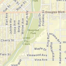 Roseville California Zip Code Map.Usps Com Location Details