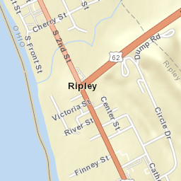Ripley Ohio Map.Usps Com Location Details