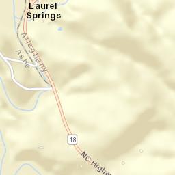 Laurel Springs Nc Map.Usps Com Location Details