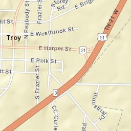 Troy tn zip code